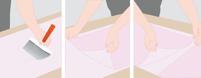 Poser Un Papier Peint Papier Peint