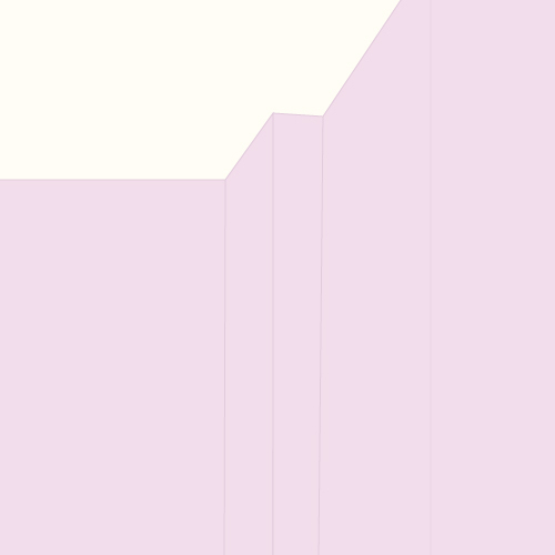 tenir compte des angles pour poser du papier peint - papier peint