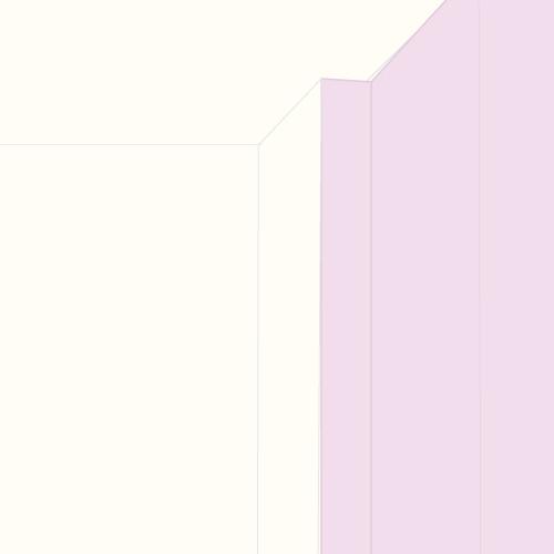 tenir compte des angles pour poser du papier peint papier peint. Black Bedroom Furniture Sets. Home Design Ideas