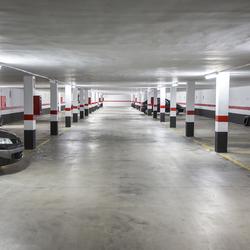 Parking ou garage