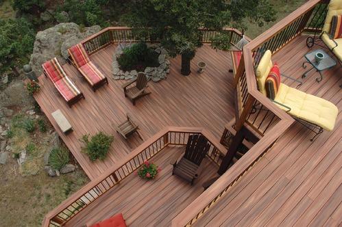 Parquet exterieur infos et conseils sur le parquet exterieur for Plancher bois terrasse exterieur