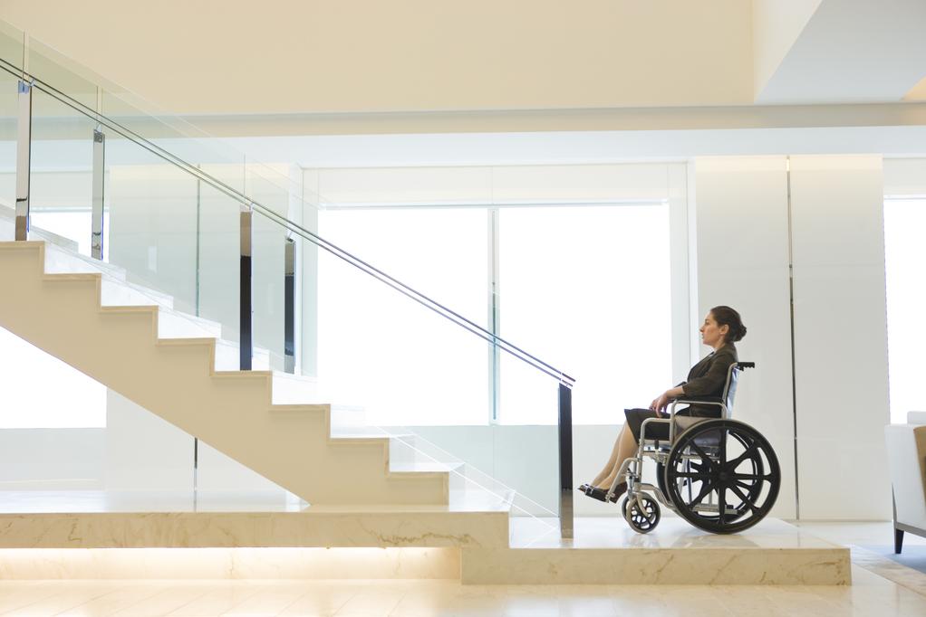 Accessibilité Pour Fauteuil Roulant
