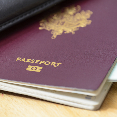 Changer d'adresse sur un passeport