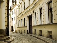 Pavé rue