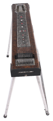 Guitare pedal steel