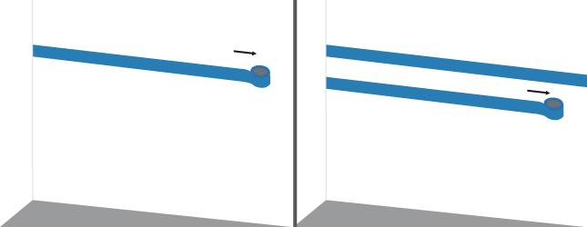 peindre des bandes sur un mur peinture. Black Bedroom Furniture Sets. Home Design Ideas