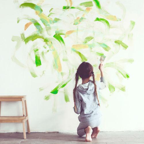 Peindre à la tempera