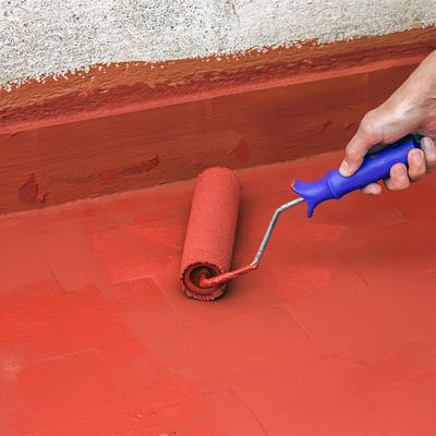 Sol le sujet d crypt la loupe for Peindre du carrelage sol