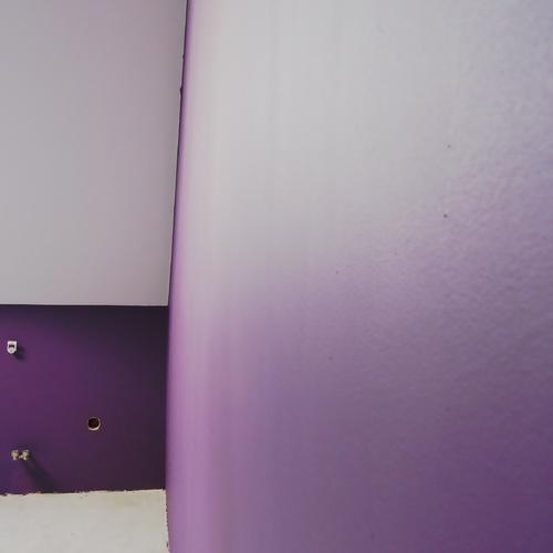 Peindre une pice en deux couleurs cheap dossier peinture for Peindre une chambre en deux couleurs