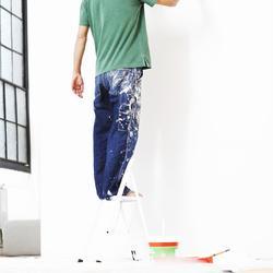 Peindre du carrelage au sol carrelage for Peinture au sol pour garage