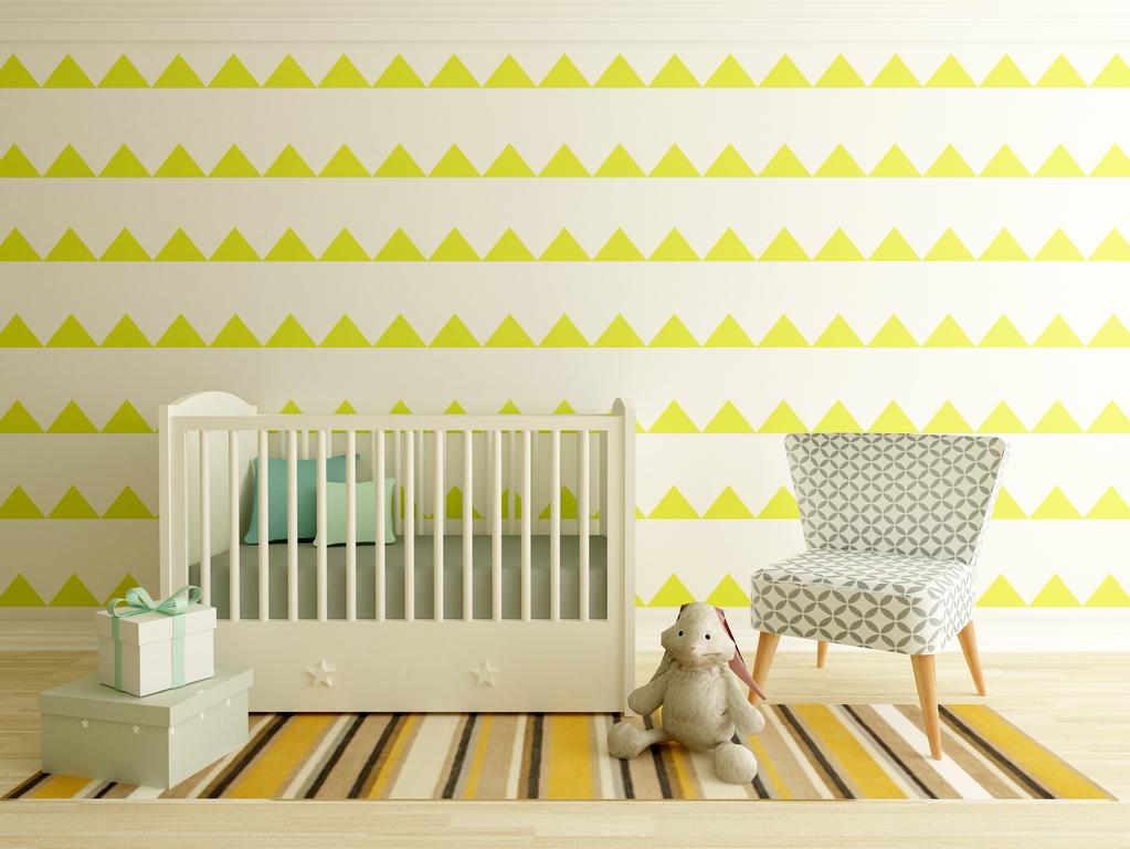 peinture graphique principe application id es d co ooreka. Black Bedroom Furniture Sets. Home Design Ideas