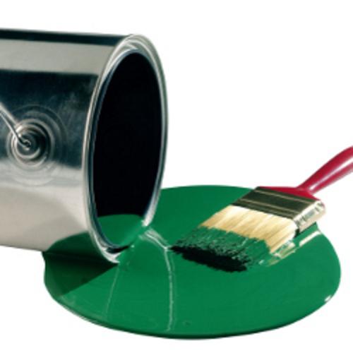 Enlever une tache de peinture à l'huile (glycéro)