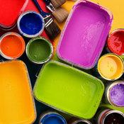 La peinture plafond sera particulièrement adaptée sur un plafond en plâtre ou ciment.