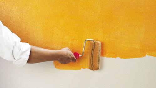 Rouleau tout sur l application de la peinture au rouleau for Peinture a la chaux au rouleau
