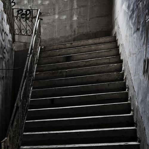 La climacophobie : la peur des escaliers