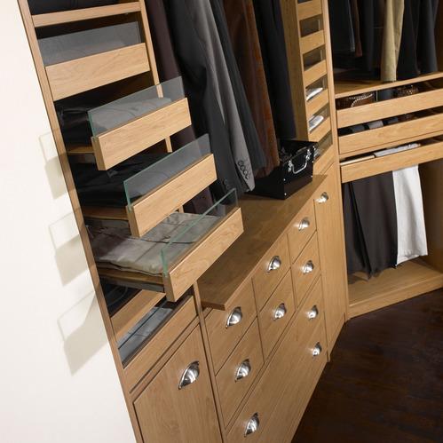 Placard rangement am nagez des tiroirs dans votre dressing - Tiroir chaussures ikea ...