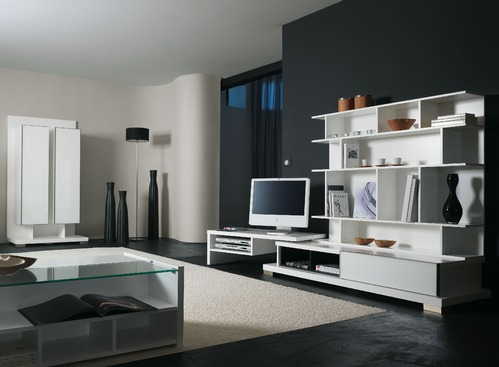 placard rangement installer des meubles modulables. Black Bedroom Furniture Sets. Home Design Ideas