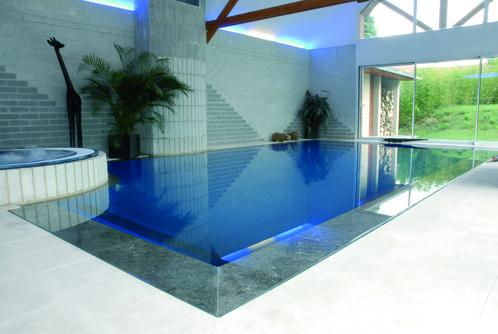 Construire sa piscine interieure meilleures images d for Club piscine prix thermopompe