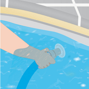 Nettoyer une piscine piscine for Aspirateur piscine fonctionnement