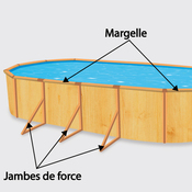 monter une piscine hors sol en bois piscine. Black Bedroom Furniture Sets. Home Design Ideas