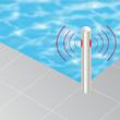 Choisir et installer une alarme de piscine