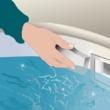 Rénover le  liner d'une piscine