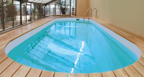 Piscine prix et mod le de piscines for Piscine bois interieur