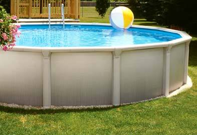 La piscine hors sol ooreka for Piscine 3m de diametre