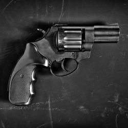 Pistolet d'alarme