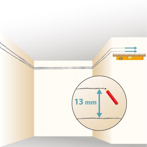 Poser un faux plafond en lambris plafond - Hauteur minimum plafond ...