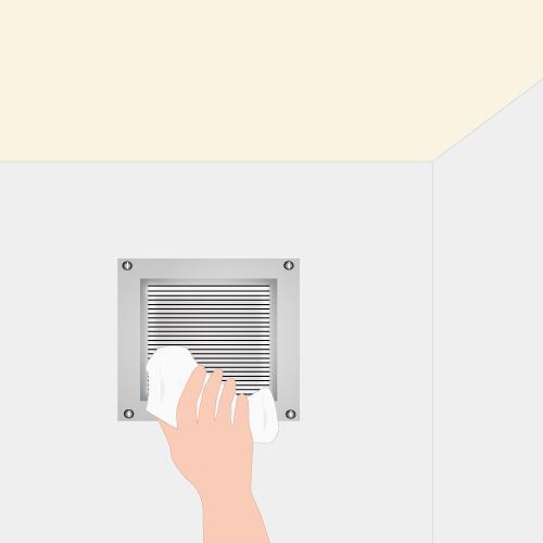 Enlever la moisissure au plafond plafond - Comment enlever la moisissure dans la douche ...