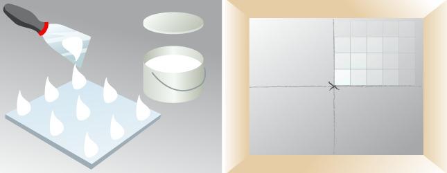 Poser des dalles de plafond d coratives plafond for Plaque polystyrene pour plafond