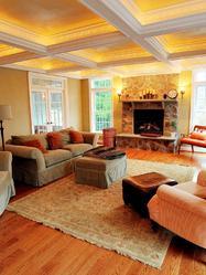 Plafond à caisson : On le trouve dans des bâtiments, châteaux et demeures de luxe : infos et conseils pour la rénovation