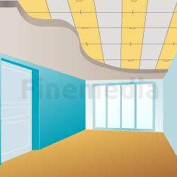 Plafond chauffant infos pratiques sur les plafonds for Faux plafond chauffant