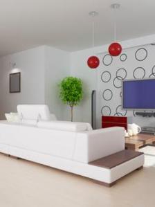 Il existe différents types de plafonds parmi lesquels : le faux plafond (suspendu ou tendu), le plafond à la française, le plafond staff ou encore à caisson.