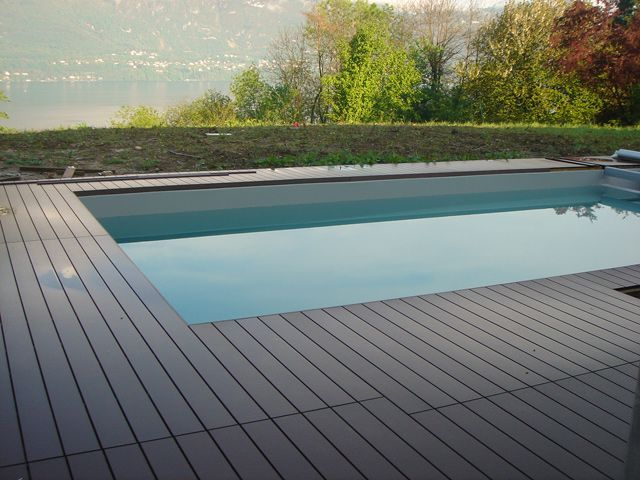 Piscine en acier mod les installation et prix ooreka for Prix piscine acier