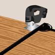Découper un plan de travail en bois