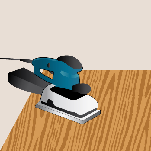 R nover un plan de travail en bois plan de travail - Decoupe evier plan de travail ...