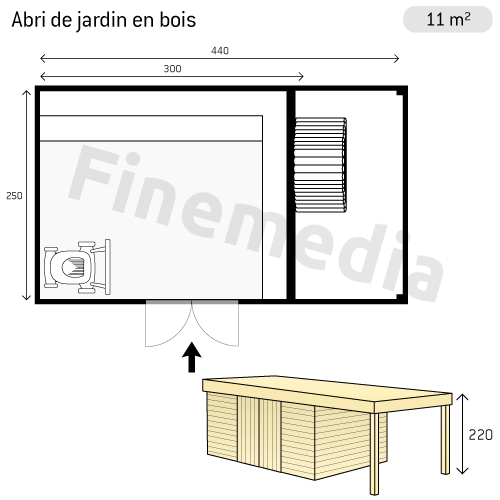 plan cabane de jardin en bois gratuit id es de conception sont int ressants. Black Bedroom Furniture Sets. Home Design Ideas