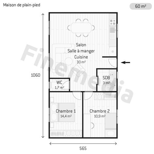 maison en bois tout savoir sur les maisons en bois. Black Bedroom Furniture Sets. Home Design Ideas