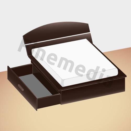 Photo placard rangement plan de placard rangement pour literie - Placards de rangement ...