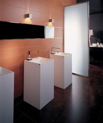 vasque salle de bain plan de vasque en corian. Black Bedroom Furniture Sets. Home Design Ideas