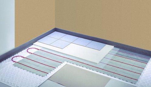 Chauffage au sol ou plancher chauffant fonctionnement - Cout d un chauffage au sol ...