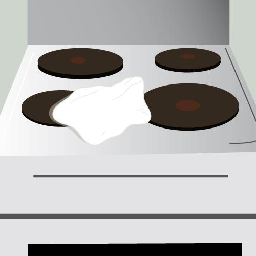 Entretenir des plaques lectriques plaque de cuisson for Disjoncteur plaque de cuisson
