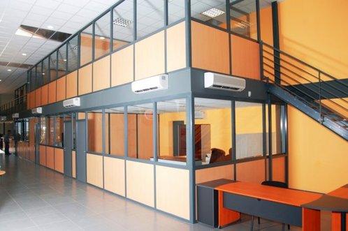 Construire une mezzanine construction ooreka for Construire une cloison amovible
