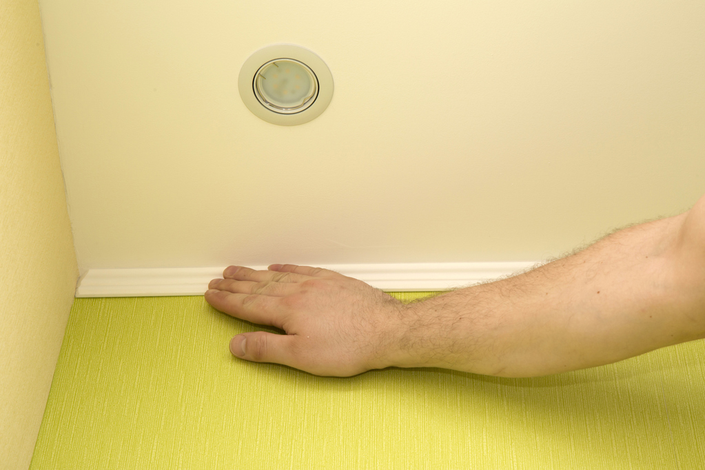 plinthe flexible caract ristiques usages pose ooreka. Black Bedroom Furniture Sets. Home Design Ideas