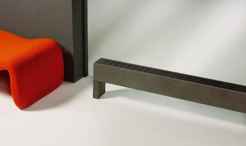 Plinthe chauffante fonctionnement avantages prix ooreka for Radiateur eau chaude plinthe