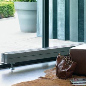 Comparatif radiateur chauffage au sol ou au plafond - Radiateur plinthe zehnder ...