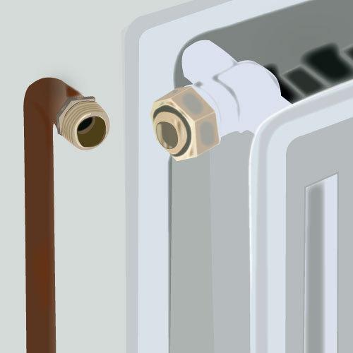 Changer un robinet de radiateur plomberie - Changer un robinet de radiateur ...