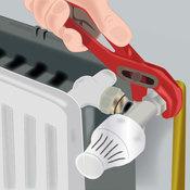 Remplacer un robinet de radiateur